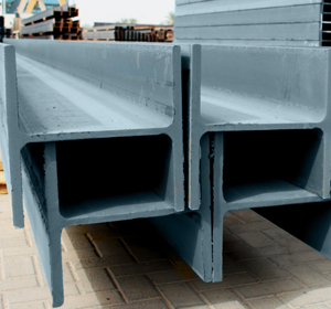 European-Flange-Beams-Stock