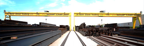 NST Infrastructure: Stock Yard